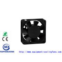 Waterproof DC Axial Fans 60MM , Blushless Axial Industry Exhaust Fans Manufactures