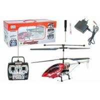 Buy cheap Adjustable trimming control Stable Hover 3CH  rc  Helicopters with Intelligent RC System from wholesalers