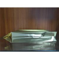 Buy cheap Bespoke Aluminium Foil Stand Up Coffee Bags Lightweight Strong Sealing Side from wholesalers