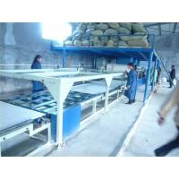 Buy cheap CE MgO Board Production Line Glass Fiber Cement Wall Board And Eps Wall Board Making from wholesalers