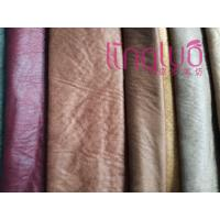 Buy cheap Cushion Bag Microfiber Polyester Faux Suede Fabric Furniture Protector from wholesalers
