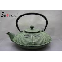Wholesale cast iron tea pot from china suppliers