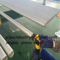 stainless steel seamless pipe TP304
