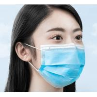 Wholesale 3ply Disposable non woven printing mouth-muffle face mask with round earloop,Anti Virus Surgical Mask 3 Ply Medical Indo from china suppliers