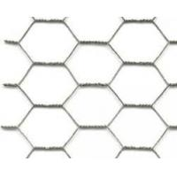 Buy cheap Iron Wire Galvanised Hexagonal Wire Netting Width 30cm-120cm Construction Application from wholesalers