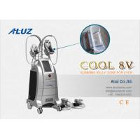 Buy cheap Continual Cryotherapy Cryolipolysis Vacuum Machine For Weight Loss from wholesalers