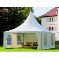 Buy cheap 5 x 5m Outdoor Gazebo Canopy Tent / Garden Pagoda Marquee 20 Years Life Span from wholesalers
