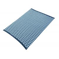 Buy cheap Home Textile Knitted Wool Chevron Baby Blanket Multi Purpose Anti - Static from wholesalers