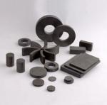 Buy cheap Ferrite ring magnet Large speaker magnet from wholesalers