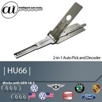 Buy cheap Auto Lock Pick and Decoder for VW (HU66) from wholesalers