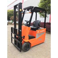 Buy cheap High Efficiency Three Wheeled Small Electric Forklift Energy Saving Environmental Protection from wholesalers