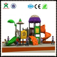 Buy cheap China Sale Kids Outdoor Playground Equipment for Sale  QX-011B from wholesalers