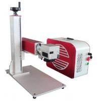 Buy cheap 20 Watts Portable Fiber Laser Marking Machine For Metal With High Performance from wholesalers