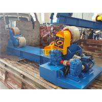 Buy cheap 10T Capacity Heavy Duty Pipe Rollers / Pipe Welding Rollers With PU Wheels from wholesalers