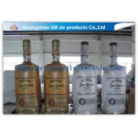 Buy cheap Big Liquor Bottle Shape Inflatable Advertising Signs OEM With Custom Printing from wholesalers