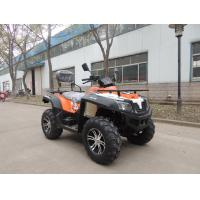 Buy cheap Electric Start Utility Four Wheeler / 4 Stroke 400cc Quad Bike With Balance Shaft from wholesalers