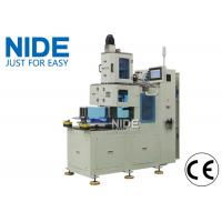China Automatic coil winding machine for 2 pole 4 pole and 6 poles stator on sale