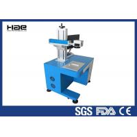Buy cheap High Speed Portable Fiber Stainless Steel Laser Engraving Machine Diode / Co2 Marking Machine from wholesalers