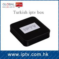 Buy cheap Turkish iptv box with 94 hd live turkey channels from wholesalers