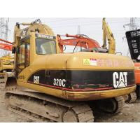 Buy cheap Used Cat 320C Excavator (Crawler) from wholesalers