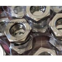 Buy cheap Metric thread M33 stainless oil sight glasses SS304 oil level gauges OEM and ODM service from wholesalers
