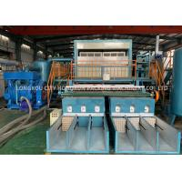 Buy cheap 220V 380V Automatic Egg Tray Machine With 6000PCS / H Big Capacity from wholesalers