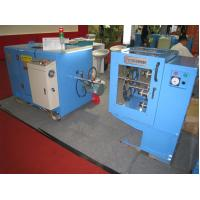 Buy cheap Compact Structure Copper Wire Bunching Machine 2000L × 960W × 1100H Easy To product