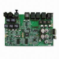 Buy cheap PCB Assembly Manufacturer, PCB Re-layout, Fabrication, Assembly, and Function Test from wholesalers