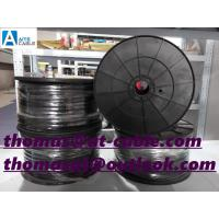 Buy cheap 0.61mm CU low price RG59 CCTV Coaxial Cable 32# AL Braiding 5.9 PVC 100M from wholesalers