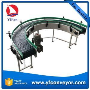 Wholesale Slat Scraper Chain Conveyor ,Aluminum Flexible Plastic Chain Conveyor from china suppliers