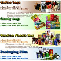 Buy cheap COFFEE BAGS, CANDY BAGS, CHOCOLATE BAGS,SUCTION NOZZLE BAG,PACKING ROLL FILM,POUCHES, NESPRESSO COCA COLA,FOOD PACK, BAG product