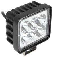 Buy cheap 3 Inch 12V / 24V 18W Waterproof 6000K Off road LED Work light for Tractor Boat 4WD Offroad from wholesalers