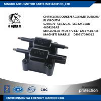 China CHRYSLER DODGE EAGLE MITSUBISHI Ignition Coil Parts 5269670  56032521  56032521AB on sale