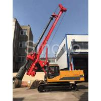 Buy cheap High Speed Soil Rejection Head Rotary Drilling Rig Stability Mud Drilling Machine from wholesalers
