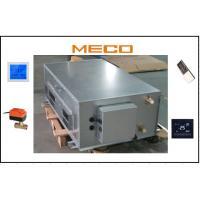 Buy cheap High Static Pressure Duct Type Fan Coil Unit 1200CFM 2 Pipe With Long Distance Air Supply from wholesalers