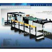 Buy cheap Cut-size web sheeter/ paper sheeter/ roll sheeter/ rotary paper cutter product