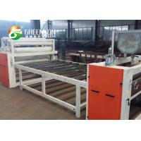 Buy cheap PVC Laminated Gypsum Ceiling Tile Production Line With Low Cost from wholesalers