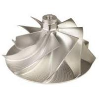Buy cheap Custom Material Turbo Compressor Wheel Uniformed Structure For Diesel Type product