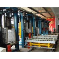 Buy cheap Refrigerator Automated Assembly Line , 6-station Cabinet Foaming Lines from wholesalers