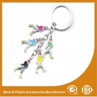 Wholesale Polishing Personalized Customized Metal Keychains For Car Key Holder from china suppliers