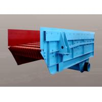 High Frequency Vibrating Screen Vibratory Tray Feeder 5° - 10° Inclination Angle