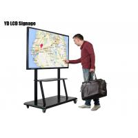 Buy cheap IR Sensor Interactive White Digital Board With Dual System For Meeting Room from wholesalers