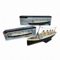 Buy cheap RC Boat with 9.6V and 700mAh Battery Capacity from wholesalers