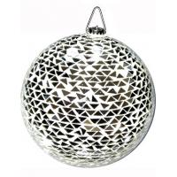 Buy cheap BLOWOUT 8 Special Edition Disco Mirror Ball w Triangular Tiles from wholesalers