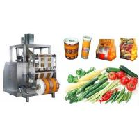 Heat Sealing Net Bag Packing Machine for Vegetable & Fruits Manufactures