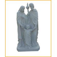 Buy cheap Jesus Virgin Mary Stone Statue Sculpture from wholesalers