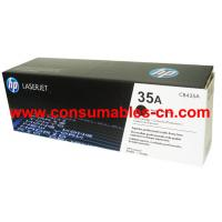 China Sell Export HP CB435A HP 435A HP 35A Toner Cartridge in Original Packing for HP LJTP1005 P1006 Printer on sale