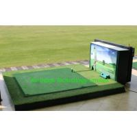 Buy cheap Golf Auto Tee up Machine for Assisting Golfers Practice from wholesalers