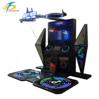 Wholesale Dancing 9D Virtual Reality Simulator / Indoor Electric Video Game Simulator from china suppliers