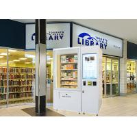 Buy cheap Robotic Vending Machine with Lift System for Fresh Food and Salad from wholesalers